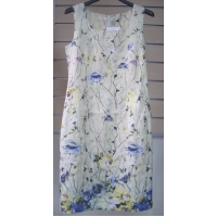 LADIES' LINEN WOVEN DRESS
